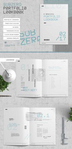 """다음 @Behance 프로젝트 확인: """"Loookbook Subzero Design Series"""" https://www.behance.net/gallery/45262871/LoookbookSubzero-Design-Series"""