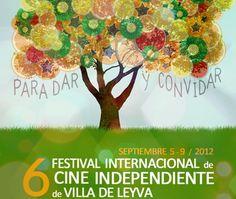 6 Festival Internacional de Cine Independiente de Villa de Leyva 2012