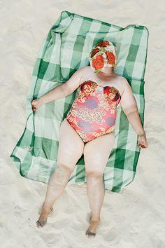 Tadao Cern photographs sunbathers in all their glory