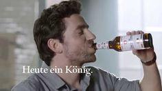König Pilsener Werbung 2014