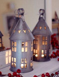 La luz de las velas