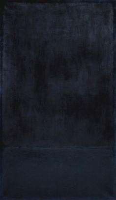 Mark Rothko: Untitled, 1969