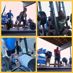 2015 Annual Powerlifting