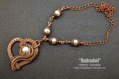 Wire Jewelry - http://magazin-rukodel.ru/