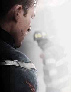 Captain America [Chris Evans] The Avengers