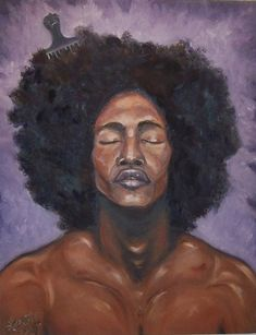 Bring back the Afro! - Afrodonis by Lavett Ballard Black Love Art, Black Is Beautiful, Natural Hair Art, Natural Hair Styles, Natural Man, Caricatures, By Any Means Necessary, Black Art Pictures, Black Artwork