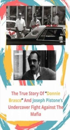 Donnie Brasco, Unfinished Business, Quick Money, Undercover, Mafia, Funny Images, True Stories, Joseph, Sexy Men