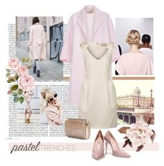 """""""Pastel"""" by hellodollface ❤ liked on Polyvore featuring Paul Smith, Lanvin, Jimmy Choo, Rene, women's clothing, women's fashion, women, female, woman and misses"""