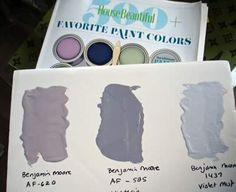 """Benjamin Moore """"Sanctuary"""" from the Candace Olsen Designer collection"""