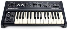 Roland SH-09.  I still have this beauty gathering dust.