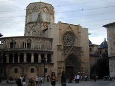Valencia, Plaza del Virgin de los Desamparados