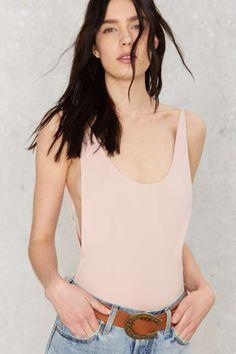 Two Scoops Bodysuit - Pink - Bodysuits