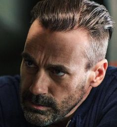 Beard Styles For Men, Hair And Beard Styles, Short Hair Styles, Haircut Medium, Medium Hair Cuts, Hairstyles Haircuts, Haircuts For Men, Gentleman's Cut, Gents Hair Style