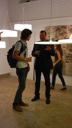 Tapio Anttila, Finnish White Light -näyttely, Budapest Design Week 2011. Linkistä pääsee näyttelyn kuvaukseen.