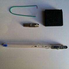 DIY stylus pen