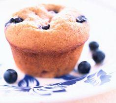 Cuochi per caso...o per forza!!: Muffin ai mirtilli