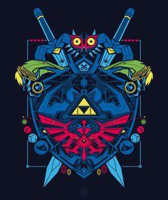 ZHero| Legend of Zelda |Moises Mtnez