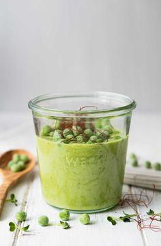 Grünes Erbsenpüree selber machen - Rezept auf Foodlikers