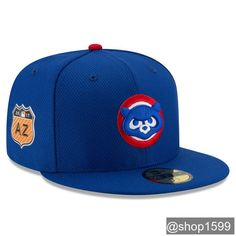 Chicago Cubs 2017 Spring Training Diamond Era 59FIFTY Cooperstown Fitted Hat  #ChicagoCubs #Cubs #FlyTheW #MLB