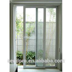 Pvc porta de correr para quarto / sala de jantar / cozinha / varanda / sala de…