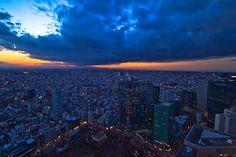 Tokyo Metropolitan Government Building - Through the lens edition – Tokyo photography