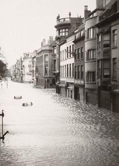Oostende oender woater...