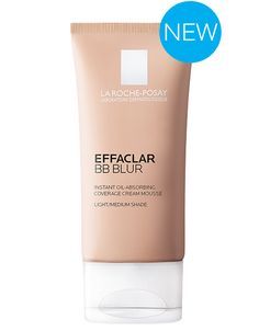 La Roche-Posay Effaclar BB Blur Light/Medium pinterest // apecileofficial