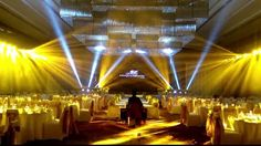 Beam 7r 230w moving head light on wedding event-HOLA Lighting Guangzhou HOLA Lighting mainly produces 2r/5r/7r/10r/15r/16r/17r beam spot wash moving head light, LED moving head light and effect light and control series. For more information, welcome to visit: www.hola-lighting.com.
