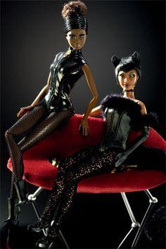Black barbie issue