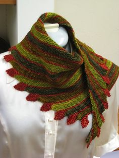 Ravelry: Bluebutton's Blue Ridge Leftie; original pattern by Martina Behm - can be purchased on Ravelry