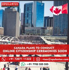 New Details, Citizenship, Skyscraper, Canada, How To Plan, Times Square, Travel, Building, Voyage