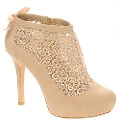 moda en botines para otoño 2012