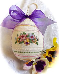 Hand embroidered Cross Stitch and Hardanger by janiechampagnie