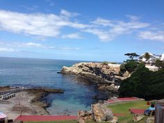 Hermanus in Western Cape Holiday Accommodation, Four Square, South Africa, Cape, Places To Visit, Garden, Projects, House, Travel