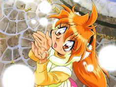 Lina Inverse, Рубаки, Slayers аниме обои и ...