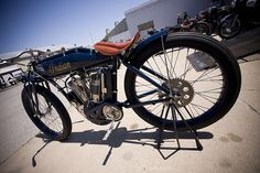 Indian Board tracker... 1918 I think?
