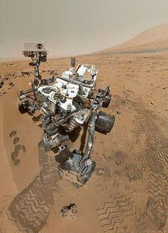 NASA's Mars Mission Rover Curiosity Hacked by Aliens :O ???