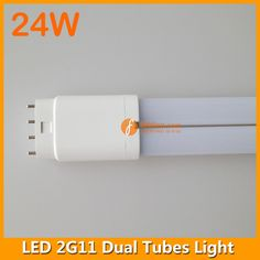 24W dual tube LED 2G11 lighting
