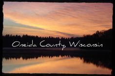 Learn more about what #Oneida County has to offer here! #Wisconsin