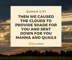 Allah caused the clouds to be shade for us!☁️