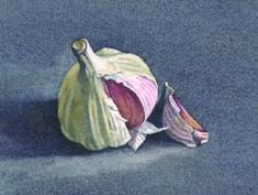 Lillias August   WATERCOLOR