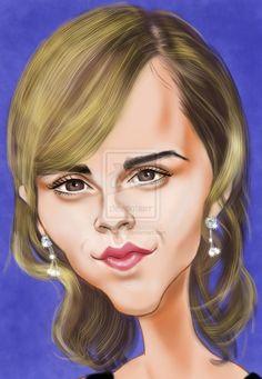 Emma Watson by adavis57 on deviantART