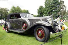 1932 Packard Modelo 906 Twin Six Imagen