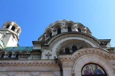 #größte #orthodox #Kirche #Balkanhalbinsel #Sitz des #Patriarchen #Alexander-Newski-Kirche #alexander #newski #sofia #hauptstadt #bulgarien #rundreise #eberhardt_travel #richtig reisen