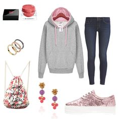 OneOutfitPerDay 2016-11-04 - #ootd #outfit #fashion #oneoutfitperday #fashionblogger #fashionbloggerde #frauenoutfit #herbstoutfit - Frauen Outfit Herbst Outfit Outfit des Tages Sommer Outfit Bag Beutel David Aubrey Even & Odd Fossil Givenchy Hoodie iPretty Jeans Levi's Ohrstecker Panegy Pulli rose Rucksack Shirt Skinny Sneaker Sweatshirt Tasche Vintage