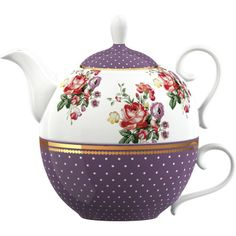 Tea For One teapot.
