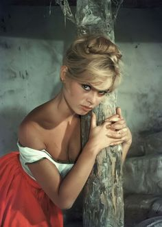 If Bardot was in 50 Shades of Grey...