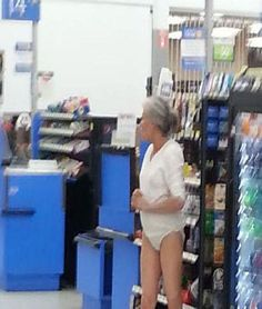52 People Of Walmart You Hope To Never Run Into Umm, do they have these folks shipped into Walmart on a daily basis. ....