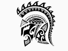 Tattoo Maori und Tribal só als Top mlk - Maori Tattoos Hawaiianisches Tattoo, Helmet Tattoo, Tattoo Motive, Samoan Tattoo, Thai Tattoo, Tribal Tattoos, Body Art Tattoos, Sleeve Tattoos, Tattoos Skull