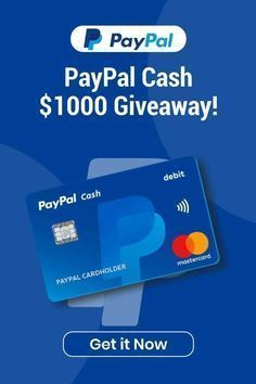 Cash Gift Card, Paypal Gift Card, Gift Cards Money, Free Gift Cards, Gift Card Giveaway, Earn Free Money, Win Money, How To Get Money, Make Money Online